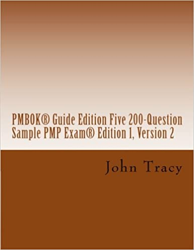 Amazon com: PMBOK® Guide Edition Five 200-Question Sample
