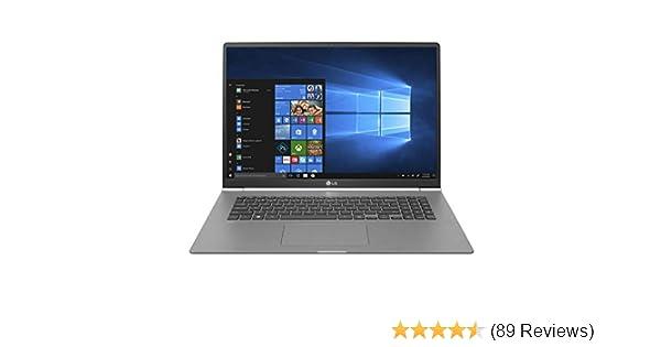 LG gram Thin and Light Laptop - 17