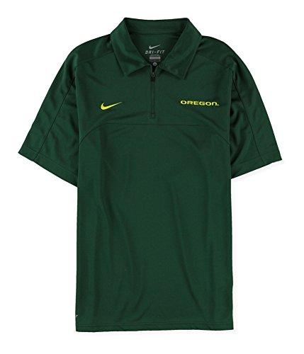 Nike Mens University Of Oregon Rugby Polo Shirt green M ()