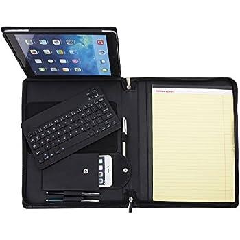 coface genuine leather business portfolio sleeve folder document executive. Black Bedroom Furniture Sets. Home Design Ideas