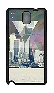 Fashion Style With Digital Art - Hipster Art Skid PC Back Cover Case for Samsung Galaxy Note 3 N9000