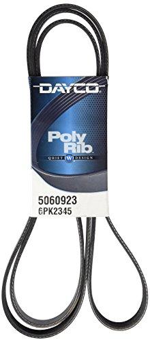 (Dayco 5060923 Poly-Rib Belts)