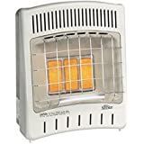 Lenomex 44401000 Vent-Free Radiant Infrared Propane Room Heater SC18M-1-LP