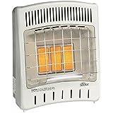 Lenomex 44401000 Vent-Free Radiant Infrared Propane Room Heater SC18M-1-LP