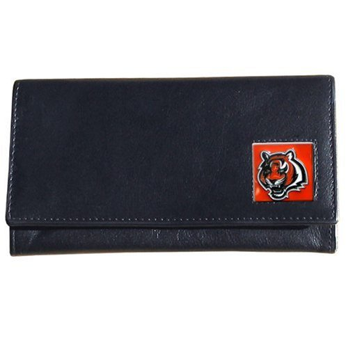 NFL Cincinnati Bengals Women's Leather -
