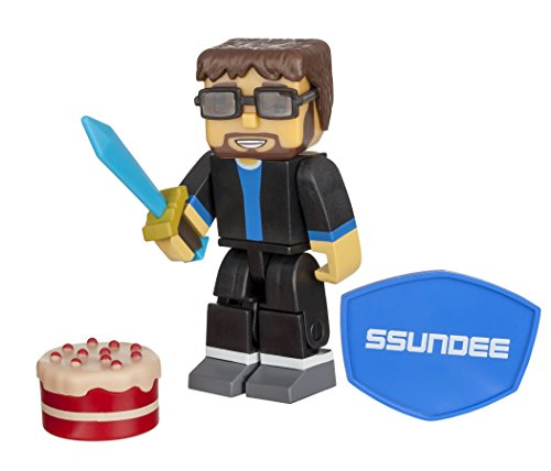 Tube Heroes Ssundee Figure With Accessories