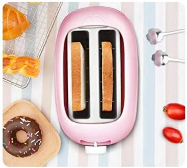 Toaster Oven Nettoyage Facile Grille-Pain Entièrement Automatique Mini Petit-Déjeuner Buffet Chaud Instantané Double Face