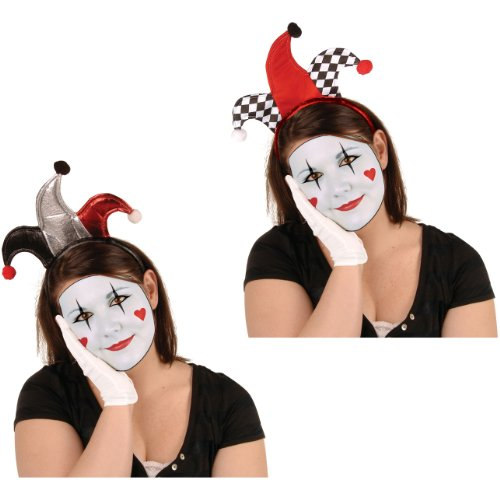 Jester Headbands Party Accessory count
