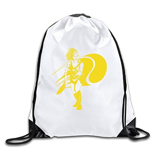 xjbd-custom-serena-williams-large-capacity-boys-and-girls-bag-white