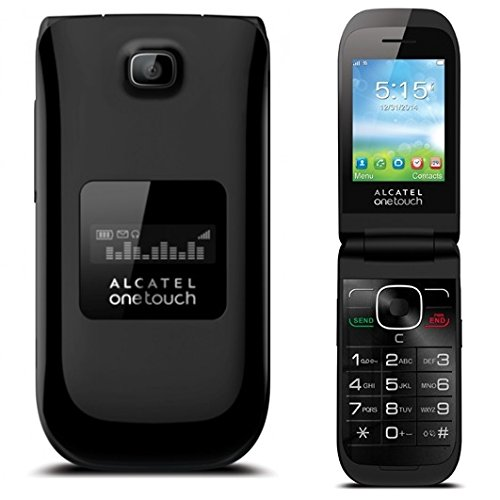 Touch A392A Quad Band Flip Cell Phone, Camera, Bluetooth ()