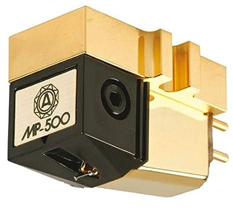 Nagaoka MP500 cartucho de cápsula de imán móvil Tocadiscos: Amazon ...