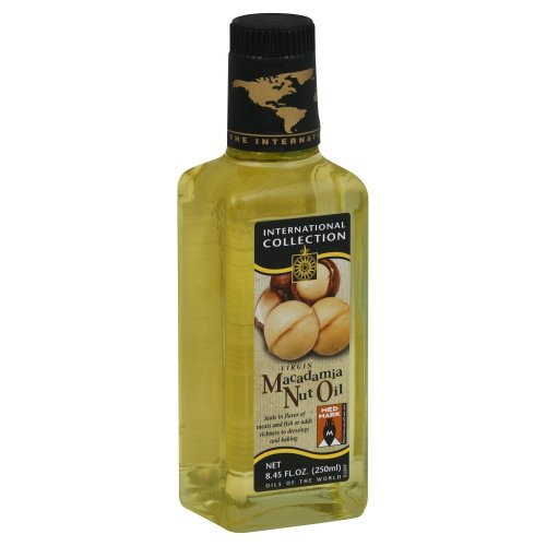 International Collection Macadamia Nut Oil, 8.45 oz