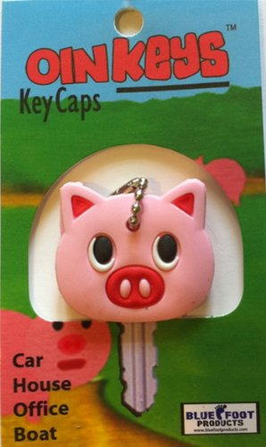 OinKEYS Pig Key Cap Covers ()