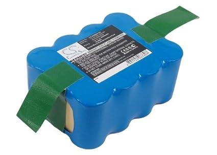 CS-KSB001VX Batería 2000mAh [KV8] 210C, 210XR, [Kaily] 310A, 310E, [INDREAM] 9200, 9300, 9300XR, 9700, Cleaners 9200, Cleaners 9300XR, [Samba] CleanTouch ...