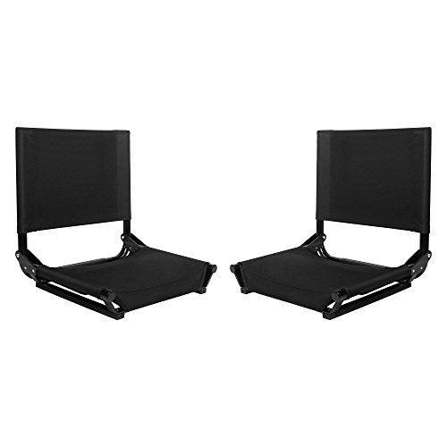 Stadium Seat by Cascade Mountain Tech (Pack of 2)