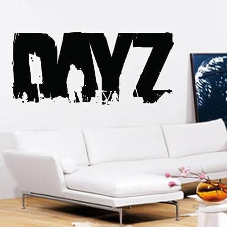 DayZ Wall Art Sticker Decal Zombie Infected 120cm: Amazon.co.uk ...