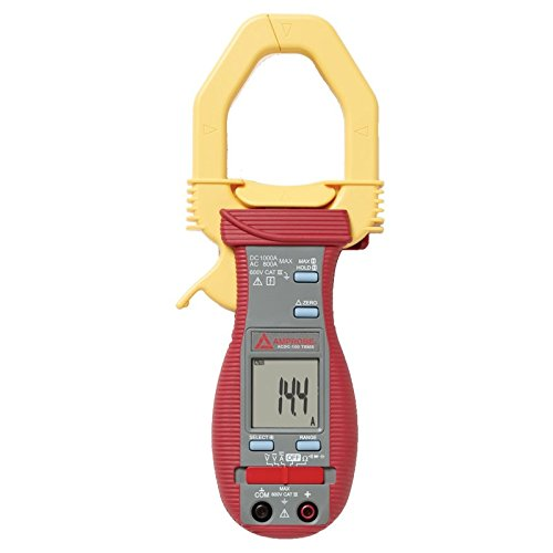 Amprobe ACDC-100 TRMS 1000A AC/DC Digital Clamp Meter by Amprobe