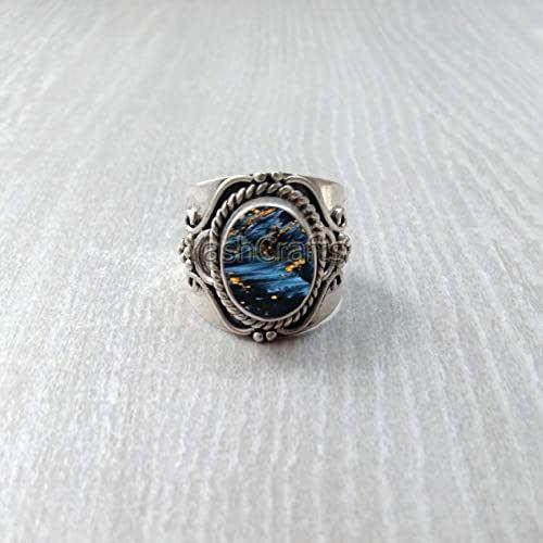 Birthday Gift Ring Natural Pietersite Ring  Pietersite Ring  Men/'s Pietersite Ring Pietersite Jewelry Women/'s Pietersite Ring Unisex Ring