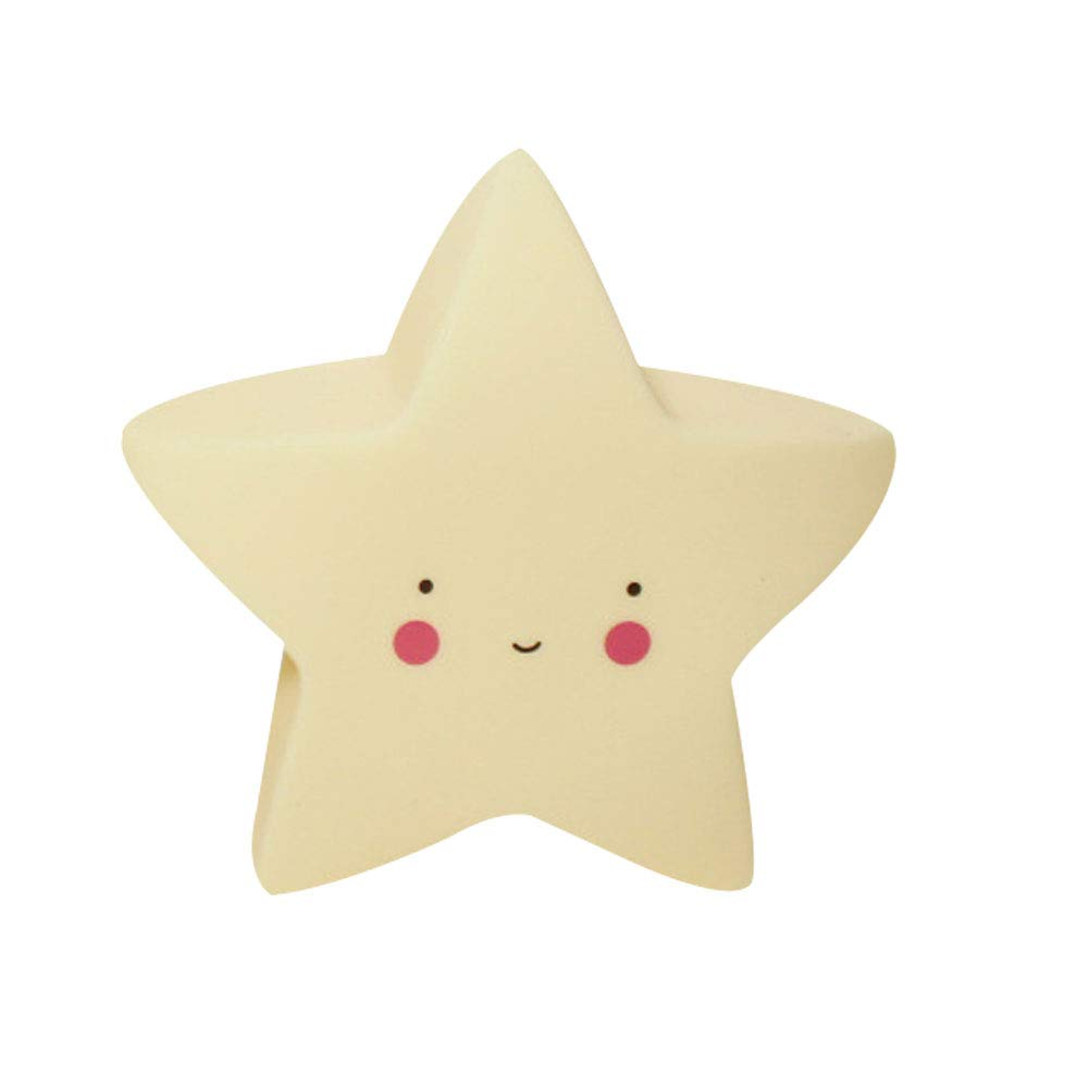 Home & Kitchen Night Lights istart.co.zw Homeofying Cute Star ...