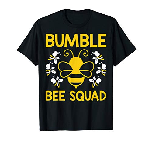 - Bumble Bee Squad, Bumblebee Team Group Family & Friends