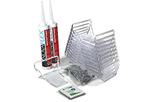 Snoblox Ace Snow Guards 20pcs Screws And Sealant Kit For