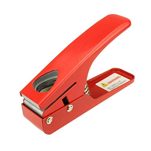 Alikeke Pick maker Tool DIY Guitar Pick - The Pick Cutter that Punches Picks Perfectly Every Time.