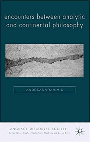 Encounters between Analytic and Continental Philosophy (Language, Discourse, Society)