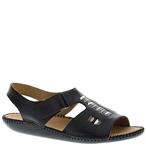 Auditions Sprit Kvinna Sandalen Svart-multi