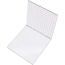 StarALL Clear Acrylic Stamp Block Stamping with Grid Lines for Scrapbooking Craft DIY Tool