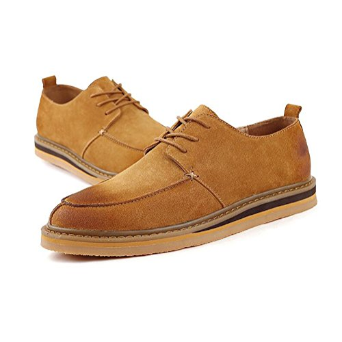 free shipping for cheap Men's Casual Shoes Dress Mountain Climbing Autumn Outdoor Soft Bottom Sport Shoes Slip On Black-brown Yellow discount under $60 with credit card cheap online YXM20eS
