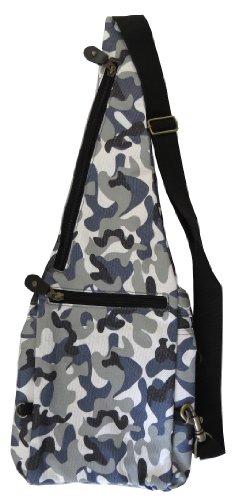 TREKKING 4310 - Bolso al hombro para hombre Multicoloured - Camouflage