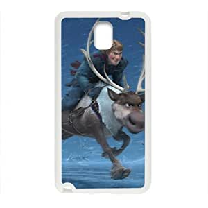 SKULL Frozen Kristoff and Sven Cell Phone Case for Samsung Galaxy Note3