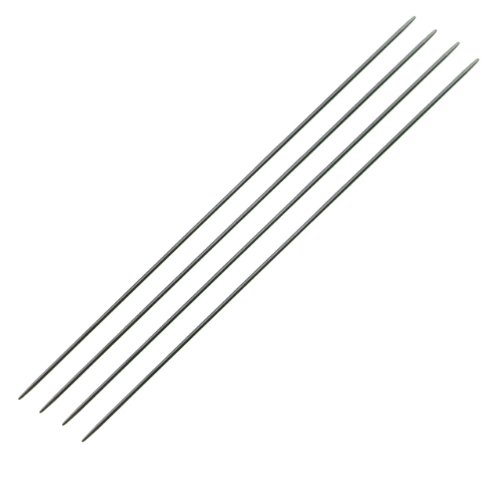 YazyCraft Double Pointed Metal Knitting Needles Size 11(2.5mm)