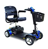 Pride Mobility Go-Go Sport 4-Wheel Travel Scooter