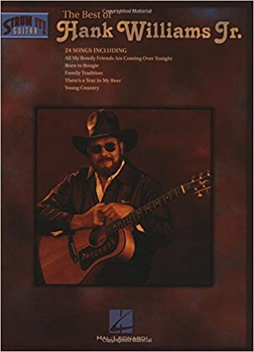 Amazon.com: The Best of Hank Williams Jr. (Strum It Guitar ...