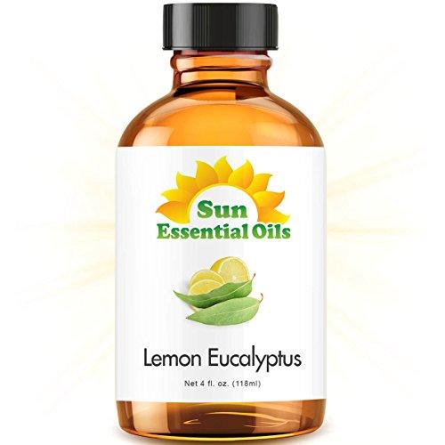 Lemon Eucalyptus (Large 4 ounce) Best Essential Oil