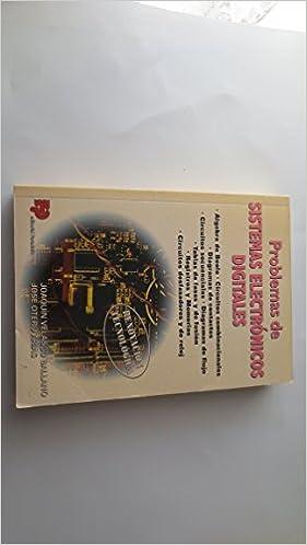 PROBLEMAS?SISTEMAS?ELECTRONICOS?DIGITAL: 9788428322317: Amazon.com: Books