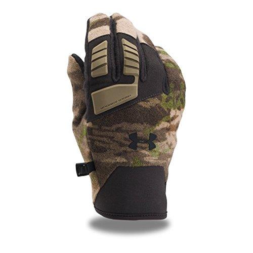 Camo Wool (Under Armour Men's Speed Freek Wool Gloves, Ridge Reaper Camo Fo/Cannon, X-Large)