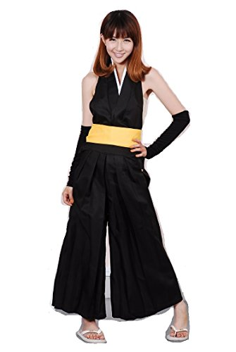 Bleach Soi Fon The Secret Remote Squad Kimono Uniform Cosplay Costume