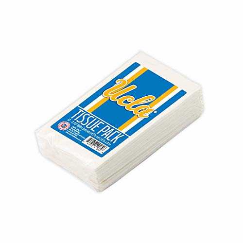 (Worthy Promo NCAA UCLA Bruins Party Favors & Party Supplies Tissue Packs 10-Pack)