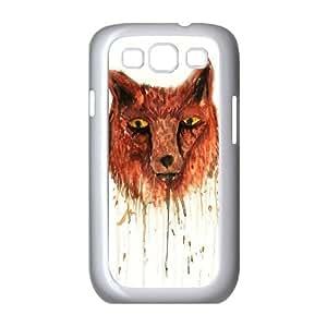 custom samsung galaxy s3 i9300 Case, Vulpes Vulpes cell phone case for samsung galaxy s3 i9300 at Jipic (style 1) hjbrhga1544