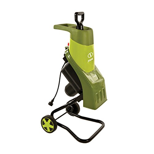 Sun Joe CJ601E 14-Amp Electric Wood Chipper/Shredder (Best Sun For Garden)
