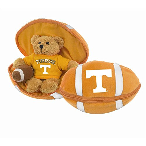 Tennessee Volunteers Hidden Plush Bear Football Toy