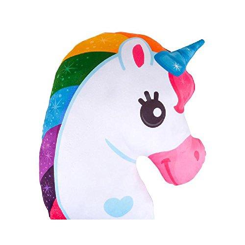 22'' Unicorn Pillow by Bargain World