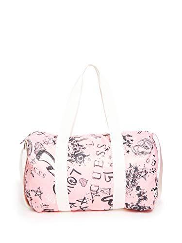 s Graffiti-Print Duffle Bag ()