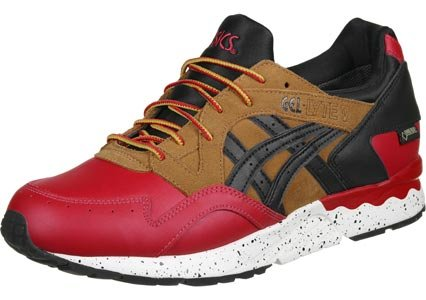 Goretex Asics 2590 Trainers Black G Gel Uomo tx lyte Red Running V Scarpe Sneakers Hl6e2 wUZX8Uq