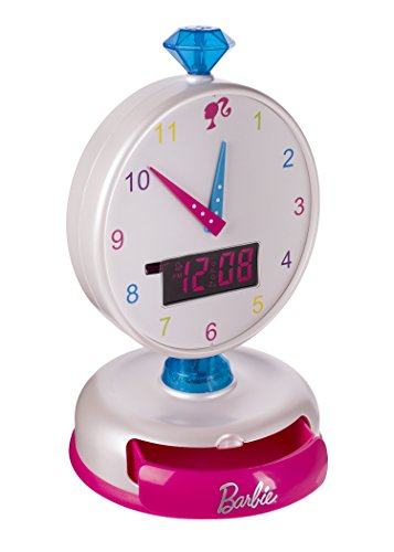 Barbie 10038 Geo Pop Alarm Clock