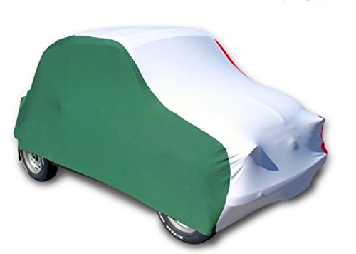 Jolly Dustproof Car Cover Size For Fiat 500 D F L N R Vintage Blue