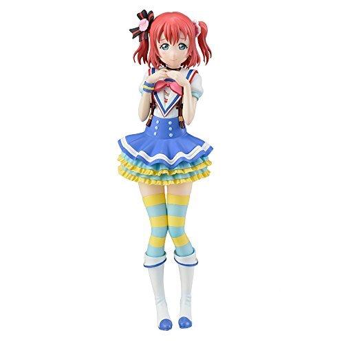 Sega Love Live! Sunshine!! Aozora Jumping Heart SPM Super Premium Figure Ruby Kurosawa, 8.2