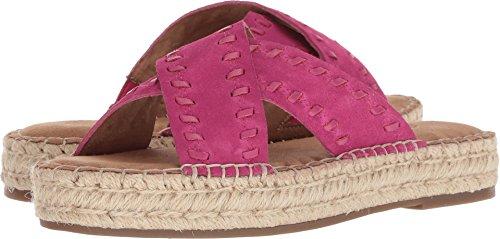 (Aerosoles Women's Rose Gold Sandal, Pink Suede, 9.5 M US)